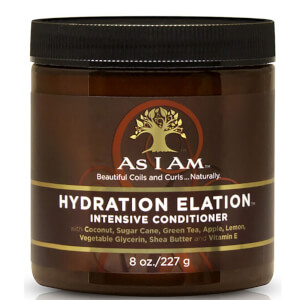 Condicionador Intensivo Hydration Elation da As I Am 227 g