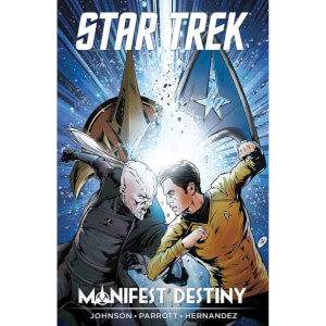 Star Trek: Manifest Destiny Graphic Novel