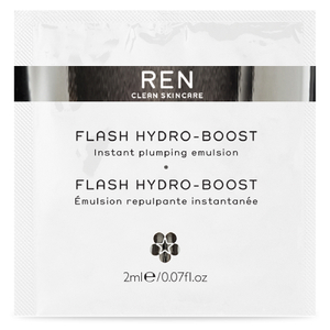 REN Flash Hydro-Boost Instant Plumping Emulsion 2ml (Free Gift)