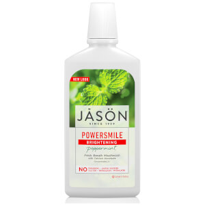 Enjuague bucal Powersmile de JASON