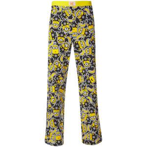 Pantalón pijama Minions - Hombre - Amarillo