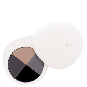 Lilah B. Palette Perfection Eye Quad - b. fabulous