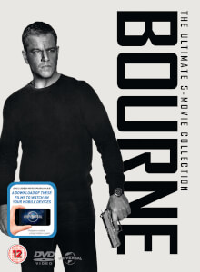 The Bourne Collection (Includes UltraViolet Copy)