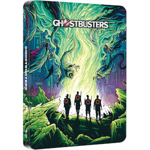 Ghostbusters 3D (Includes 2D Version) - Zavvi Exclusive Steelbook