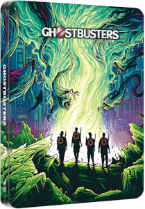 Ghostbusters 3D (Includes 2D Version) - Zavvi Exclusive Steelbook (UK EDITION)