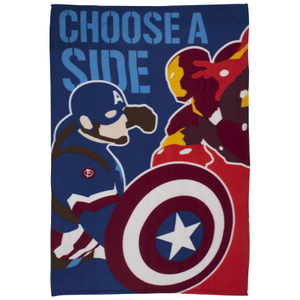 Plaid en polaire Iron Man Captain America: Civil War