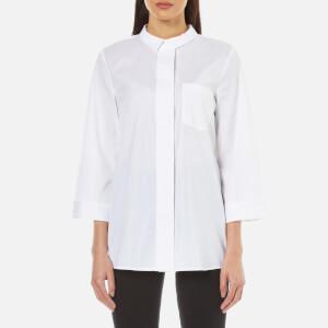 Selected Femme Women's Balia Bell Shirt - Optical Snow