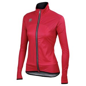 Sportful Women's Fiandre Light Jacket - Cherry