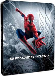 Spider-Man - Zavvi UK Exclusive Lenticular Edition Steelbook