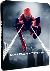 Spider-Man 2 - Zavvi Exclusive Lenticular Edition Steelbook