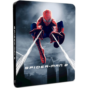 Spider-Man 2 - Zavvi UK Exclusive Lenticular Edition Steelbook