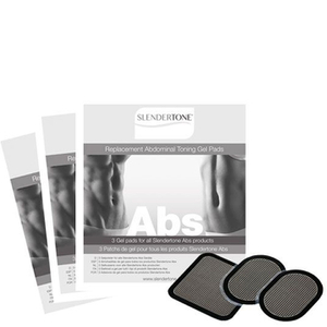Slendertone Replacement Pads - Abs Belt (Triple Pack, Worth $48)