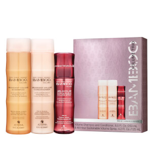 Alterna Bamboo Volume Holiday Trio (Worth £58)