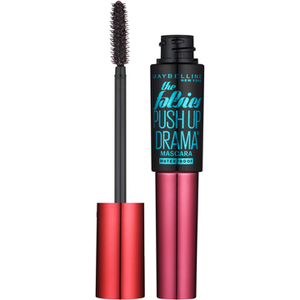 Maybelline Push Up Drama Waterproof Mascara - Very Black 9,7 ml