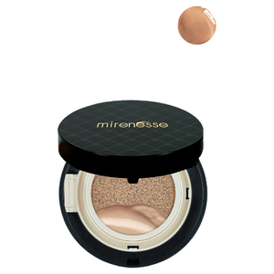 mirenesse 10 Collagen Cushion Compact Airbrush Foundation - Mocha 15g