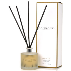 Connock London diffusore di fragranze all'olio di kukui 100 ml