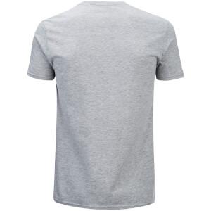 Marvel Men's Comic Strip Logo T-Shirt - Sports Grey: Image 4