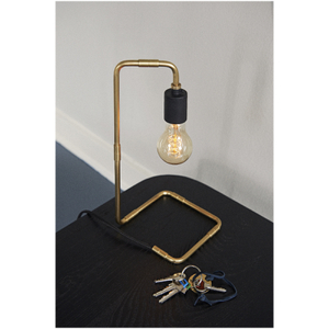 Menu Reade Table Lamp - Brass: Image 2