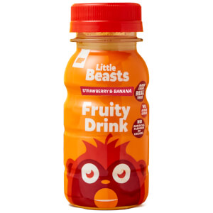 Bebida de Fruta Little Beasts - Amostra