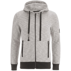 Smith & Jones Men's Cimborio Hoody - Mid Grey Marl