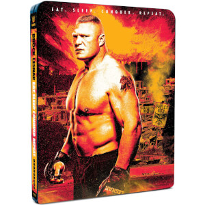 WWE: Brock Lesnar - Eat. Sleep. Conquer. Repeat. (Limited Edition Steelbook)