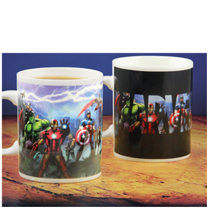 Tasse Thermosensible Marvel