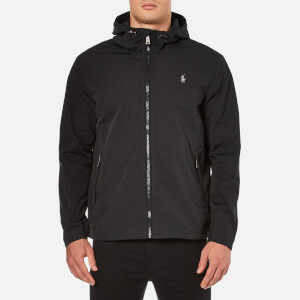 Polo Ralph Lauren Men's Thorpe Anorak Lined Jacket - Polo Black