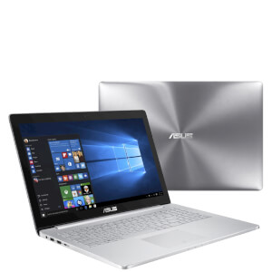 ASUS UX501VW-FJ098T 15.6 Inch Windows 10 ZenBook Pro (i7-6700HQ/512GB SSD/12GB/6 Cell/GTX 960M)