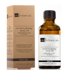 Увлажняющее масло для тела Dr Botanicalsс нероли,50 мл