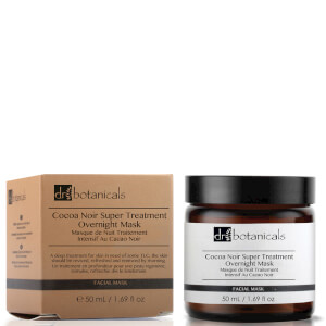 Dr Botanicals Coco Noir Super Treatment Overnight Mask 50ml