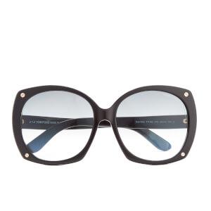 Tom Ford Women's Gabriella Sunglasses - Black