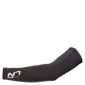 Nalini Nanodry Wind Arm Warmers - Black