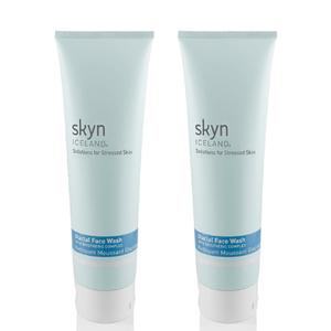 skyn ICELAND Glacial Facial Wash Duo