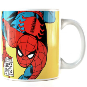 Marvel Spider-Man Mok