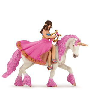 Papo Enchanted World: Princess with Lyre on Her Horse