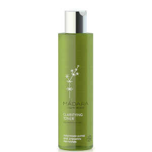 MÁDARA Clarifying Toner 200ml