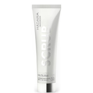 MÁDARA scrub latte esfoliante 60 ml