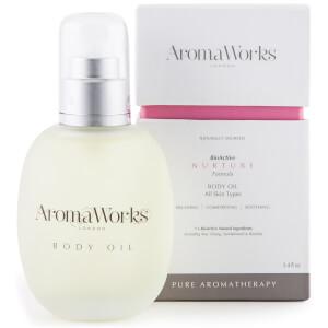 AromaWorks Nurture Body Oil 100ml