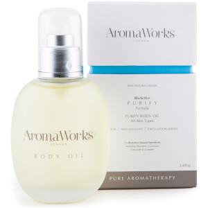 AromaWorks Purify olio corpo 100 ml