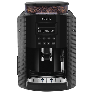 Krups Espresseria Automatic EA810 Series Bean to Cup Coffee Machine - Black