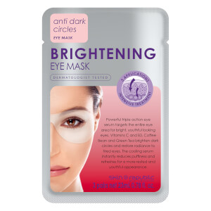Skin Republic Brightening Eye Mask 18 g (3 Stück)