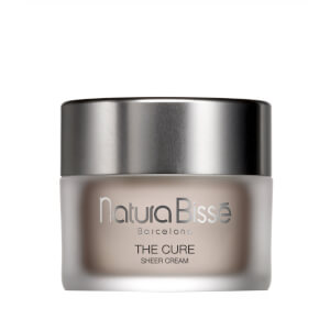 Crema reparadora The Cure Sheer de Natura Bissé 50 ml