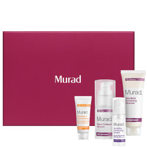 Murad Exclusive - The Complete Skincare Regime (Worth £57.00)