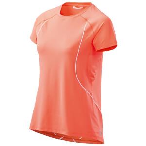 Skins Plus Women's Phoenix Fitted T-Shirt - Tangerine