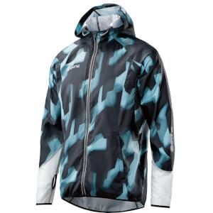 Skins Plus Men's Gravity Packable Jacket - Glitch Camo