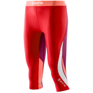 Skins DNAmic Women's Capri Tights - Rossa