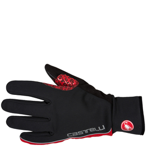 Castelli Spettacolo Gloves - Black/Red