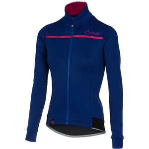 Castelli Women's Potenza Long Sleeve Jersey - Blue