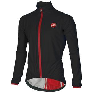Castelli Riparo Rain Jacket - Black