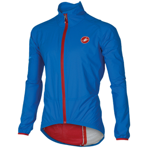 Castelli Riparo Rain Jacket - Blue
